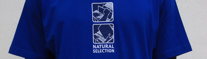 uchi T shirt - Natural selection